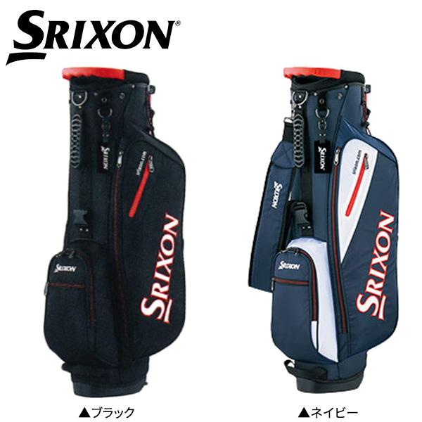 【コンパクトモデル】 ダンロップ ゴルフ スリクソン GGC-S115 スタンド キャディバッグ
