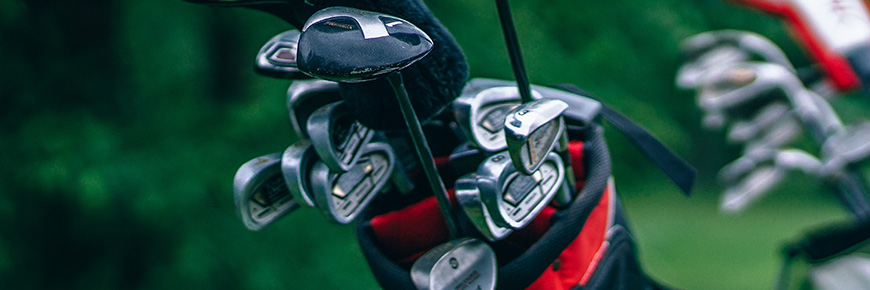 ゴルフクラブの種類