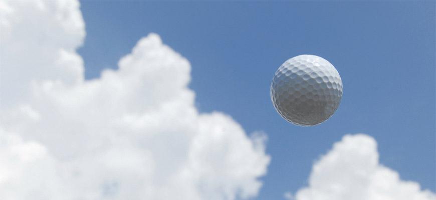 飛距離が20ヤード伸びる「魔法のゴルフボール」とは?